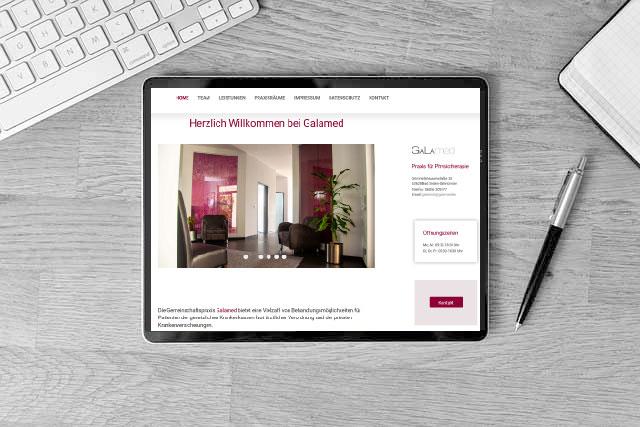 Website-Erstellung von Design hoch K aus Dieburg