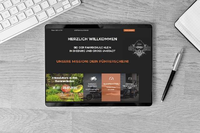 Website-Erstellung & SEO von Design hoch K