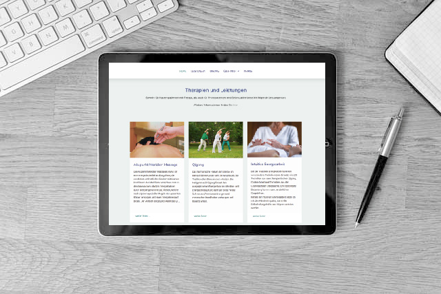 Webdesign, SEO, Bildbearbeitung, Social Media